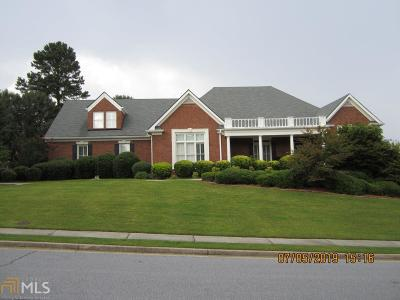 Dacula Single Family Home For Sale: 1815 Lee Patrick Dr