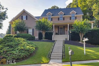 Powder Springs Single Family Home New: 1450 Echo Mill Dr
