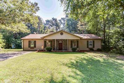 Braselton Single Family Home Under Contract: 75 Shirley Ct