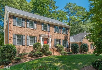 Lilburn Single Family Home New: 349 William Ivey Rd