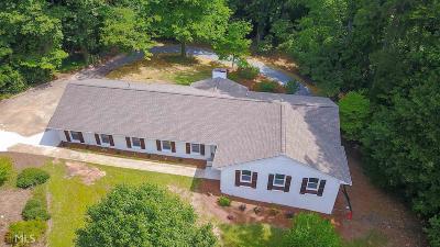 Marietta Single Family Home New: 2411 Robinson Rd