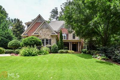 Roswell, Sandy Springs Single Family Home For Sale: 4770 Lake Forrest Drive