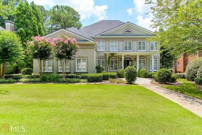 Marietta Single Family Home New: 4797 Old Timber Ridge Rd