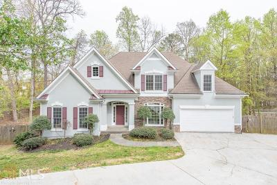 Sandy Springs Single Family Home For Sale: 590 Tahoma Dr