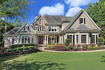 Duluth Single Family Home For Sale: 2837 Major Ridge Trl