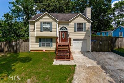 Hapeville Single Family Home For Sale: 3216 Jackson St