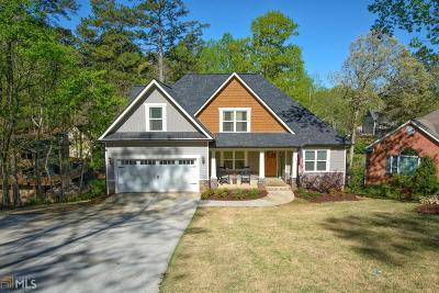 Villa Rica Single Family Home New: 9023 N Tarnwood