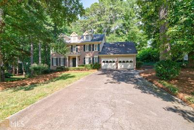 Marietta Single Family Home New: 3574 Turtle Cove Ct