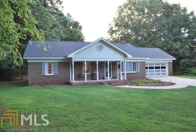 Covington Single Family Home New: 11937 Highway 278