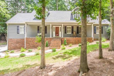 Marietta Single Family Home New: 2572 Woodland Path