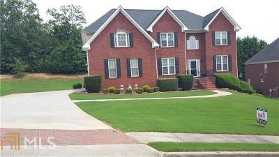 Douglasville Single Family Home New: 3290 Thorneridge Trl