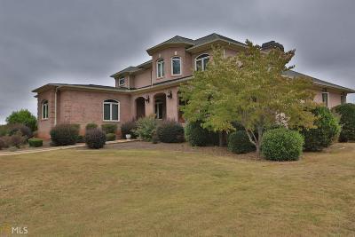 Social Circle Single Family Home New: 55 Meadow Lake Ln