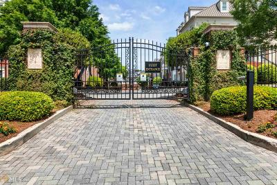 Cobb County Condo/Townhouse For Sale: 2310 Falmouth Ct #21