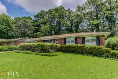 Decatur Single Family Home New: 1112 Dove Valley Rd