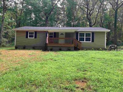 Dahlonega Single Family Home New: 3719 Oak Grove Rd