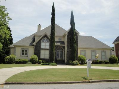 Stone Mountain Single Family Home New: 885 Masters Dr