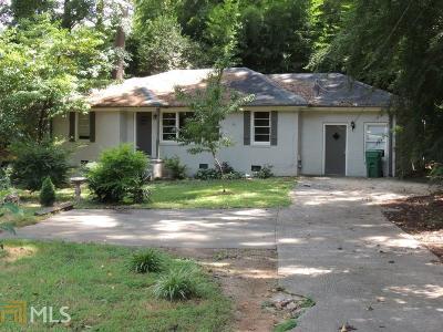 Decatur Single Family Home New: 3255 Lavista Rd