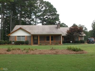 Conyers Single Family Home Contingent With Kickout: 568 Clubland Cir