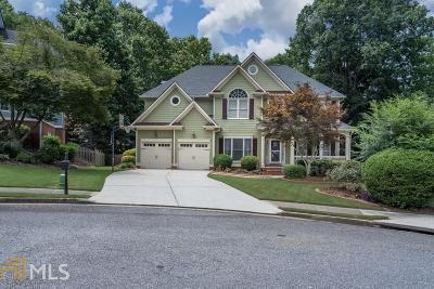 Dacula Single Family Home For Sale: 1492 Mill Grove Ct