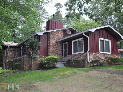 Stone Mountain Single Family Home For Sale: 4258 Central Dr