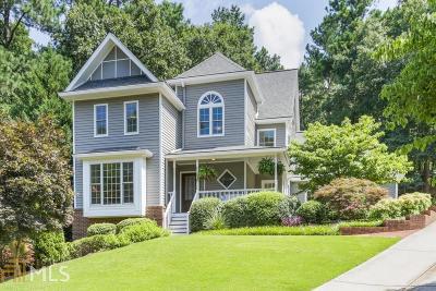 Roswell Single Family Home New: 9110 Twelvestones Dr