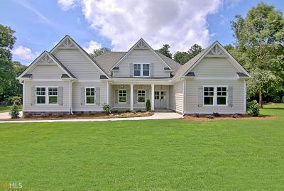 Fayette County Single Family Home New: 119 Woods Rd