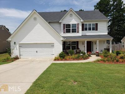 Winder Single Family Home New: 1799 Maxey Ln