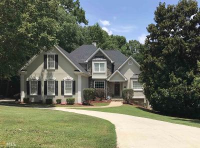 Douglasville Single Family Home New: 9379 Grace Lake