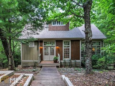 Dawson County Single Family Home For Sale: 16 Laughing Fox Knoll