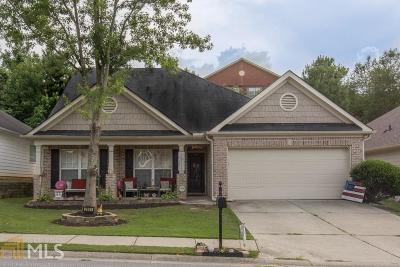 Braselton Single Family Home New: 2691 Bald Cypress Dr