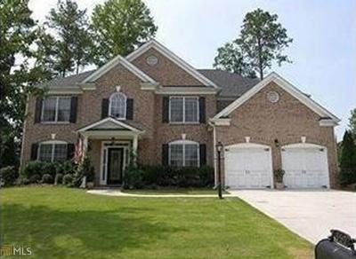 Johns Creek Single Family Home For Sale: 360 Wentworth Trl