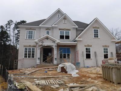 Suwanee Single Family Home For Sale: 5245 Regency Point Dr