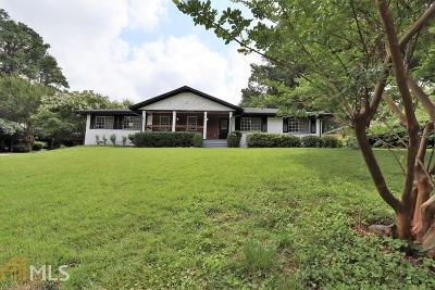 Decatur Single Family Home New: 457 Eastland Dr
