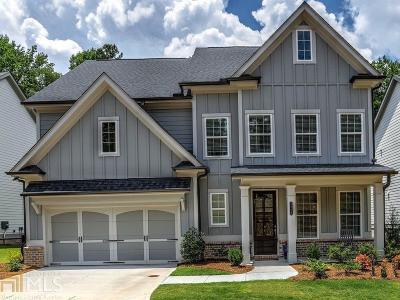 Marietta Single Family Home New: 4715 Blisston St