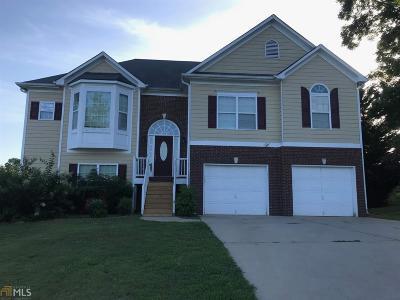 Douglasville Single Family Home New: 27 Cohan Lake