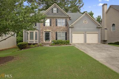 Suwanee Single Family Home New: 3720 Old Suwanee Rd