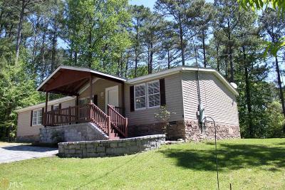 Rockdale County Single Family Home New: 2379 NE Philadelphia Rd