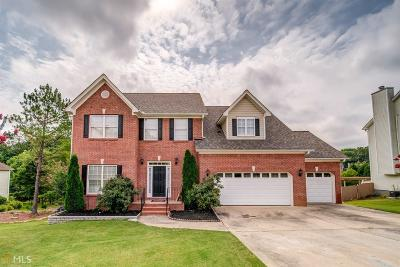 Lawrenceville Single Family Home New: 1127 Fountain Lakes Ct