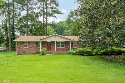 Clayton County Single Family Home Under Contract: 3163 Jodeco Dr