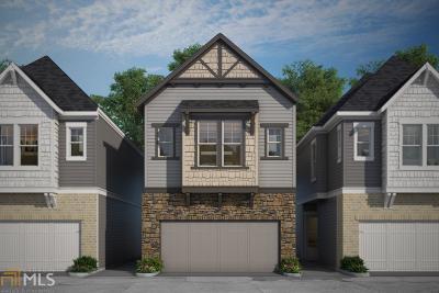 Smyrna Single Family Home New: 1117 Kirkland Cir