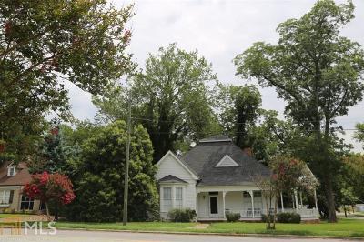 Buckhead, Eatonton, Milledgeville Single Family Home New: 400 North Jefferson Ave