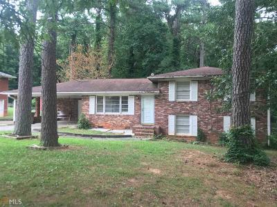 Clayton County Single Family Home New: 6420 Katie Ln