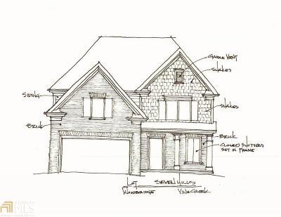 Dallas Single Family Home New: 372 Cobblestone Trl