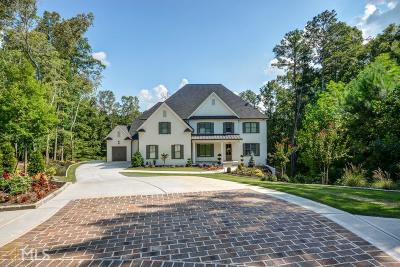 Roswell Single Family Home New: 1250 Cashiers Way