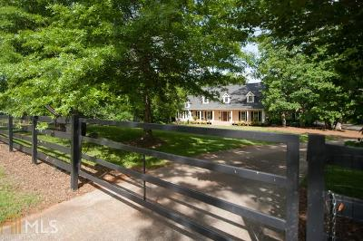 Cherokee County Single Family Home For Sale: 616 Mountain Rd