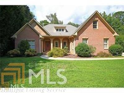 Paulding County Single Family Home New: 1027 Holland Rd
