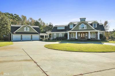 Williamson Single Family Home New: 935 Ward Rd