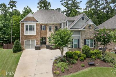Marietta Single Family Home New: 2563 Walden Estates