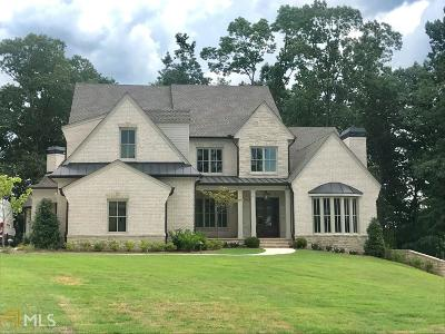 Cobb County, Fulton County Single Family Home New: 708 Bass Way