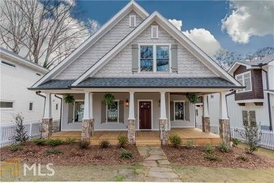 Decatur Single Family Home New: 152 Maediris Dr